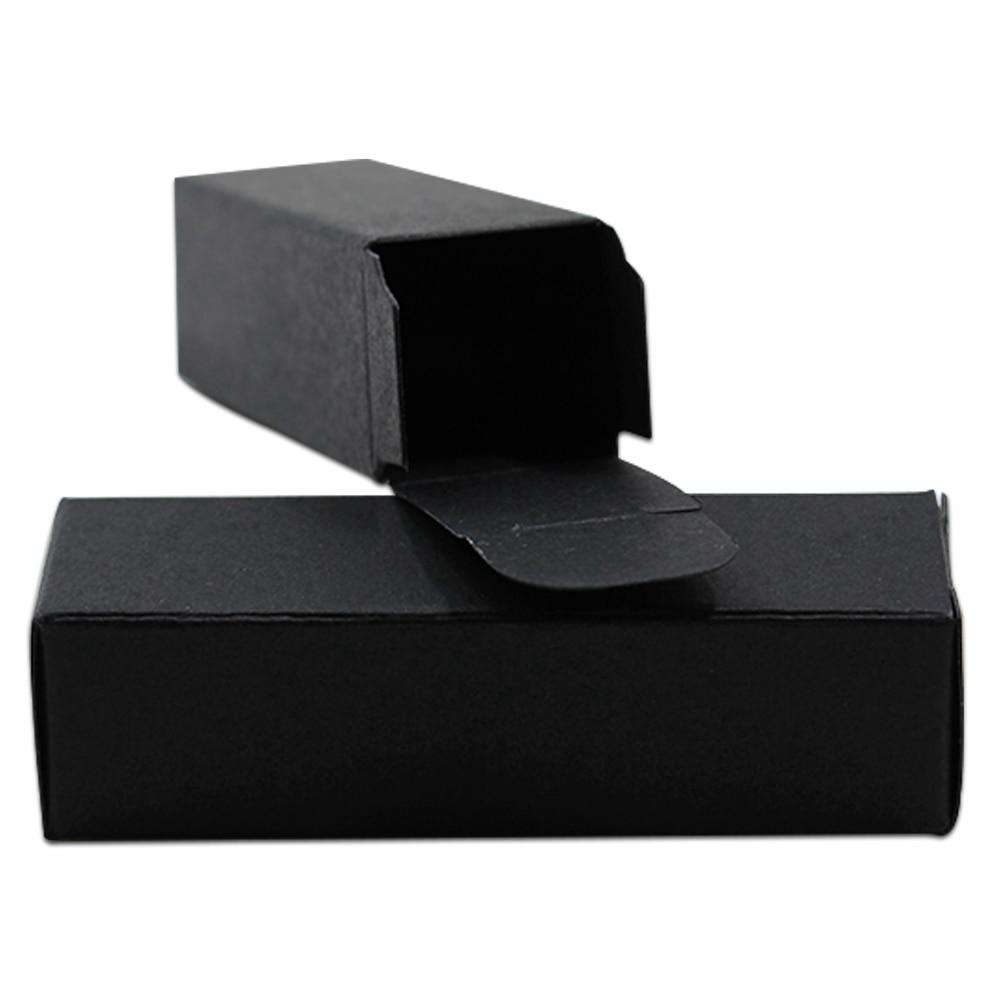 Black Paper Box Packaging [ 100 Piece Lot ] 4