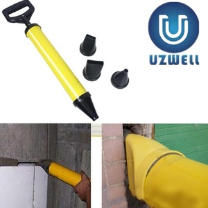 Image 1 - Caulking Gun Mayitr Pointing Brick Grouting Mortar Sprayer Applicator Tool for Cement lime With 4 Nozzles