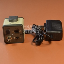Big sale HD CCD 800 Lines C-Mount Digital Microscope Eyepiece AV/BNC Out Put Industrial Camera