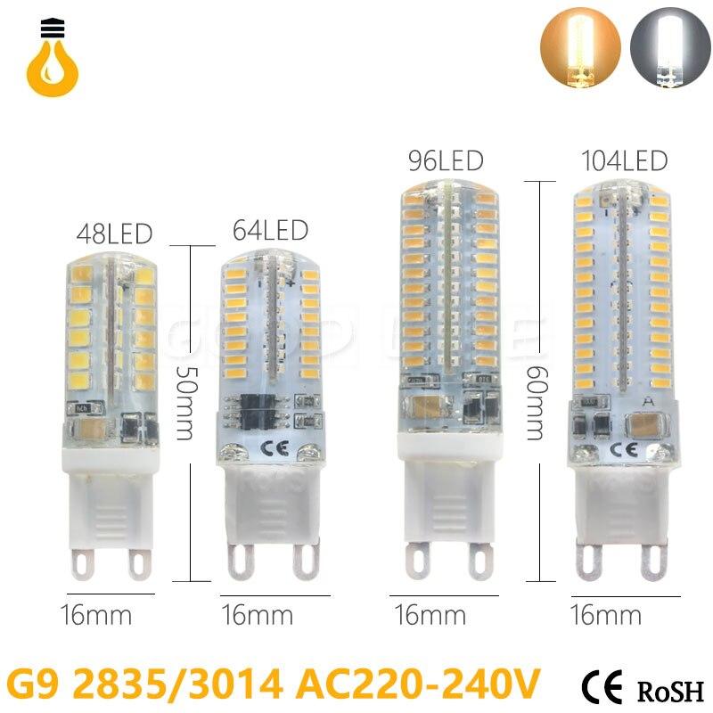 1pcs g4 g9 led 7w 9w 10w 12w led corn light smd3014 2835 super bright replace 100w halogen lamp. Black Bedroom Furniture Sets. Home Design Ideas