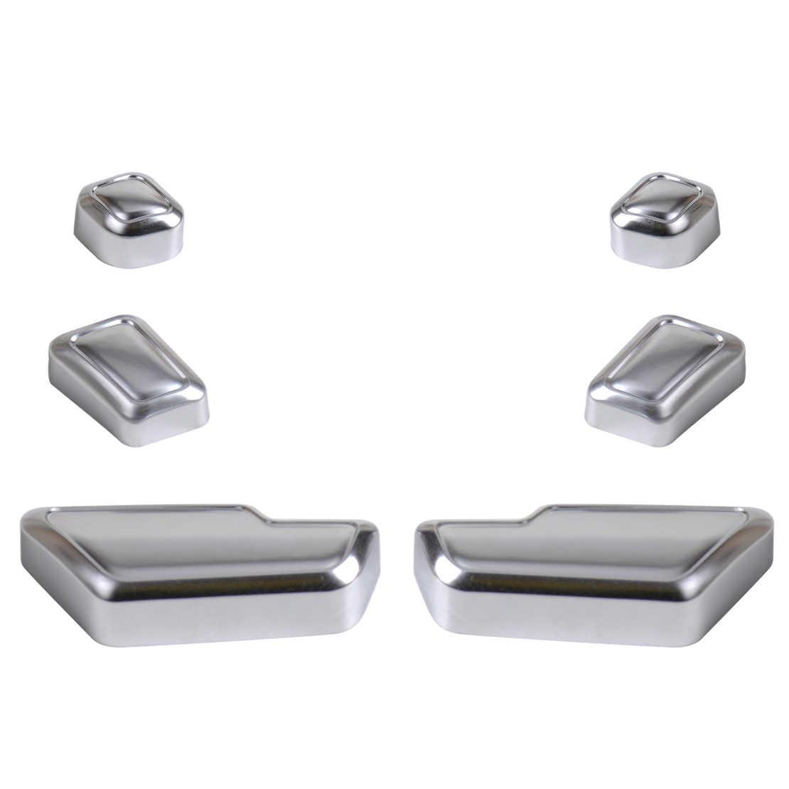 Beler מושב להתאים כיסוי מתג כפתור דלת כרום לקצץ עבור מרצדס בנץ CLS E GL Class W212 W218 X166