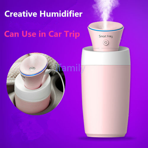 2015 New Mini Desktop Usb Ultrasonic Air humidifier Portable Nebulizer Humidificador Difusor De Aroma Cool Mist Maker Fogger night light desktop mini portable automatic power off humidifier air humidificador mist maker usb diffuser