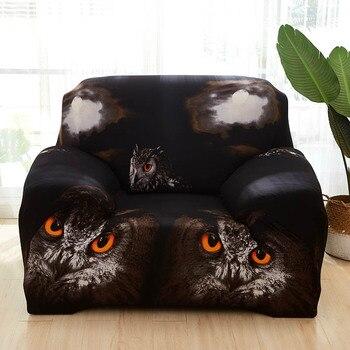 Plaid Sofa Cover Elastic Zebra sofa covers for Living Room loveseat Furniture Covers Slipcovers for Armchairs Sofa Single Set 1P