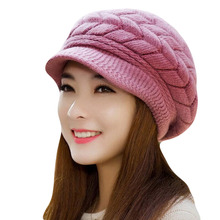 1c1c3364ba87f BING YUAN HAO XUAN sombrero las mujeres sombreros de invierno para las  mujeres señoras sombrero chicas sombrero gorras sombrero .