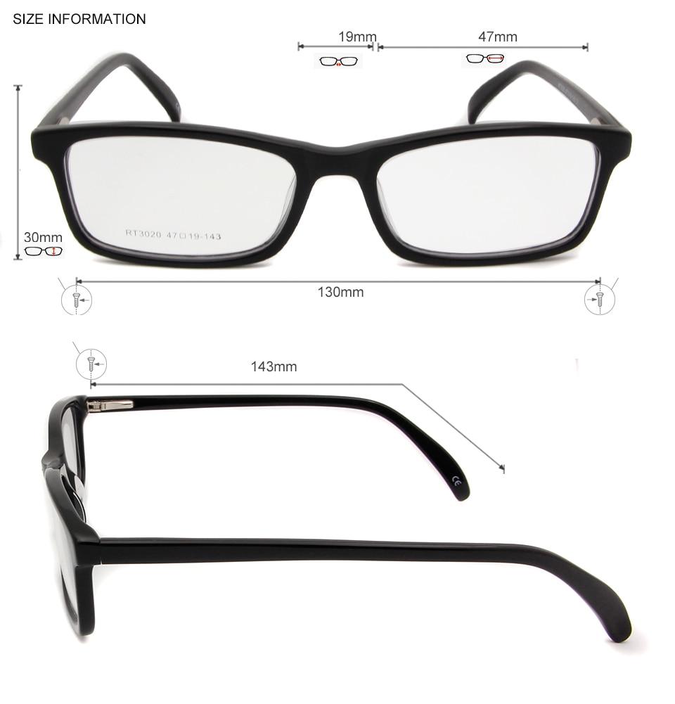 ESNBIE Wholesale Women Eyeglasses Acetate Cheap Eyeglass Frames ...