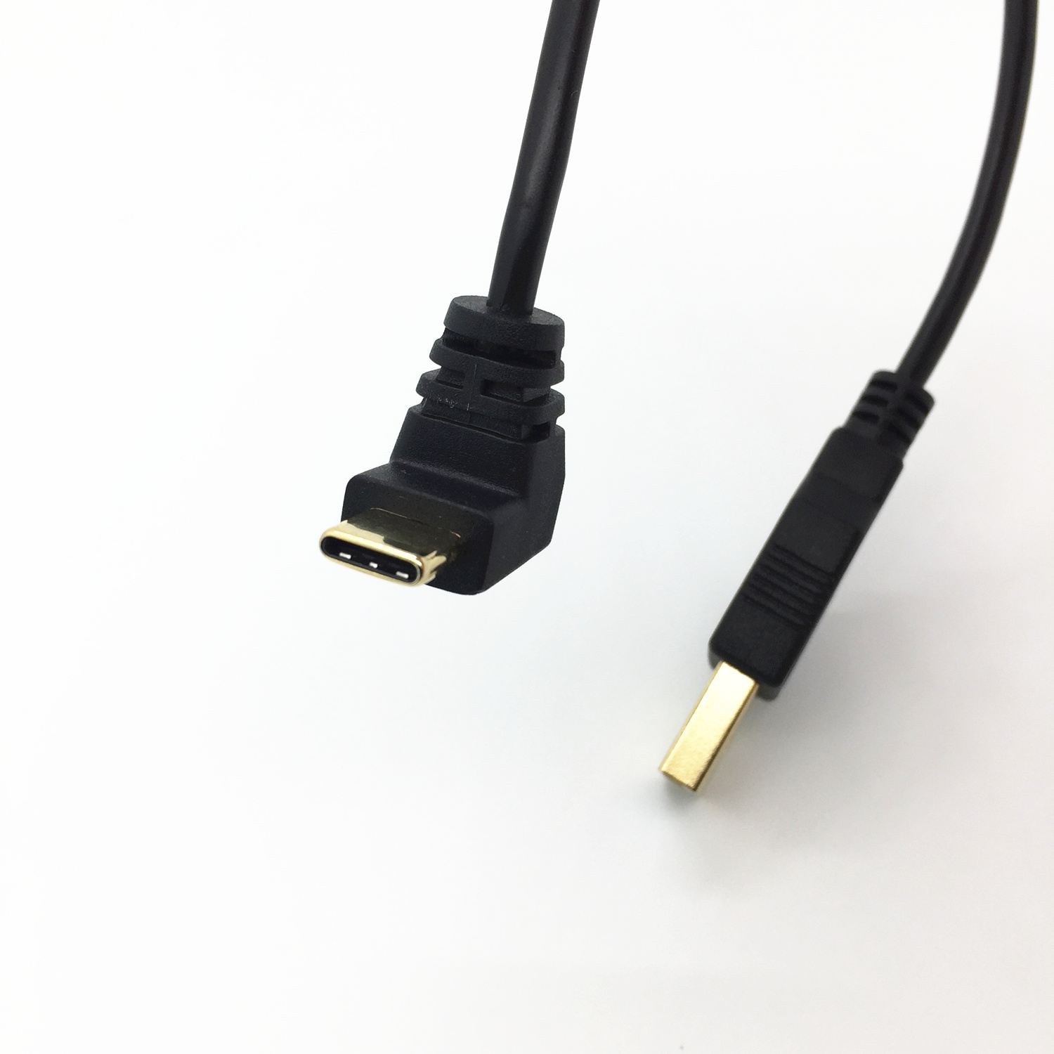 Consumer Electronics Painstaking Free Delivery Usb 2.0 A Male To 90 Degree Angle Typec Type-c Cable For Lg V30s+ v30s,q6a,g6+,g6,g20,lg G5 Se Reliable Performance Digital Cables