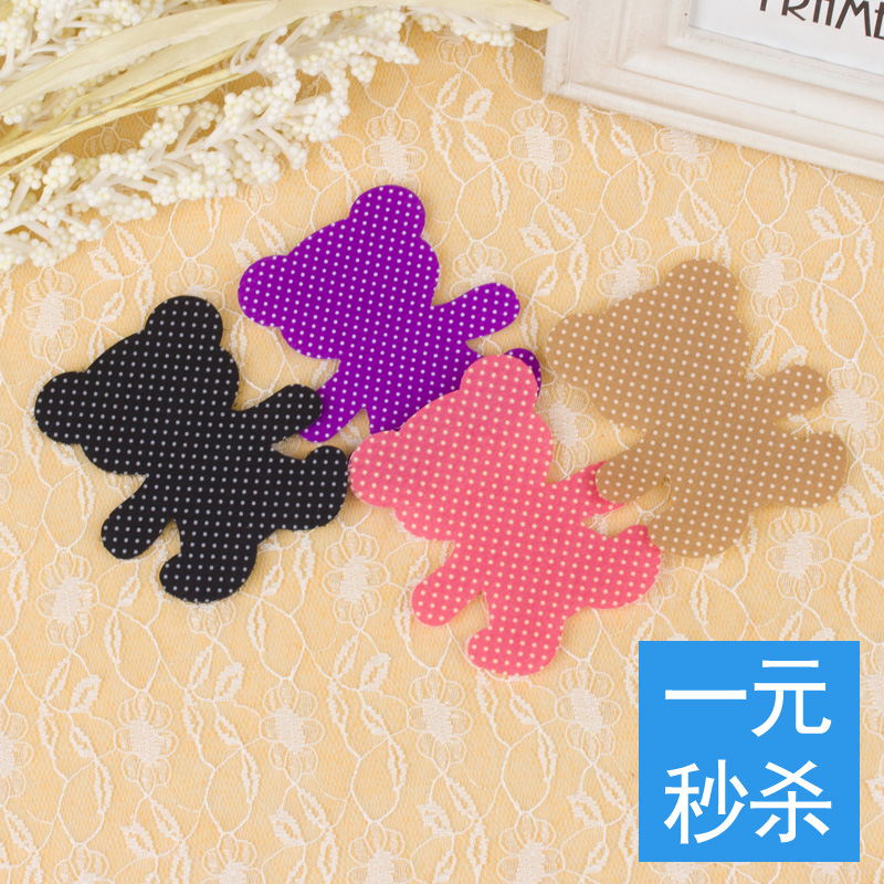 Wholesale 20pc South Korea hair bow card magic magic stick broken bangs post stick headdress small jewelry wholesale