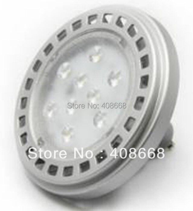 Ingyenes házhozszállítás Ar111 30degree Gu10 11w 700lm 200VAC - LED Világítás - Fénykép 1