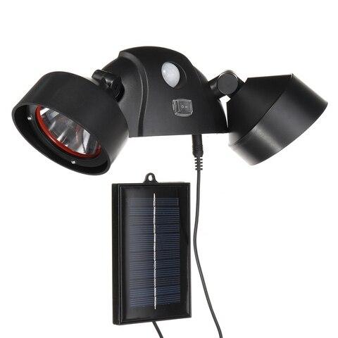 diodo emissor de luz solar ao ar