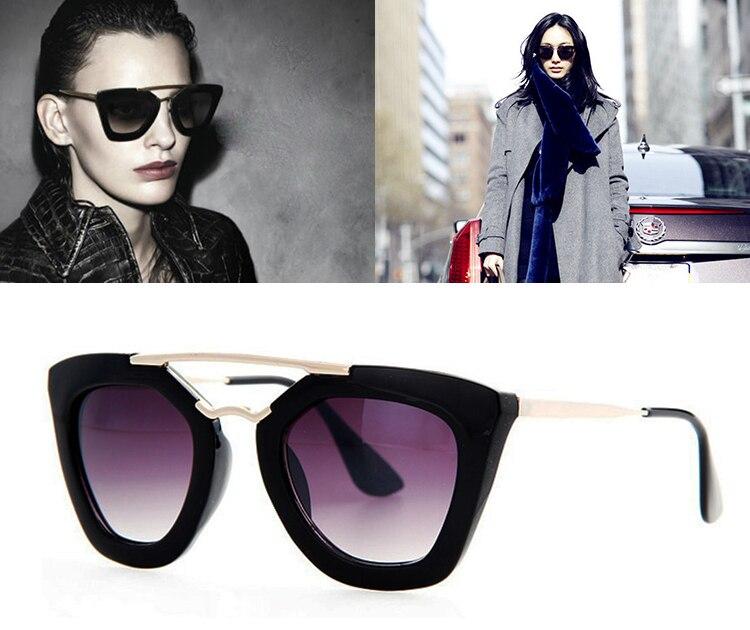 most popular designer sunglasses  Aliexpress.com : Buy 2015 New Fashion Brand Designer Women Cat Eye ...