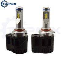 9005 HB3 Đèn Pha LED Xe 110 Wát 10400lm P6 MZ Đèn Pha LED Canbus Lỗi Miễn Phí Auto Driving Fog Bulbs 5000 K/6000 K