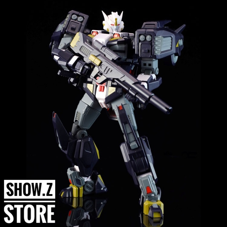 [Show.Z Store] Mastermind Creations MMC R-31 Ater Beta Deadlock Master Mind IDW Transformation Action Figure managing the store