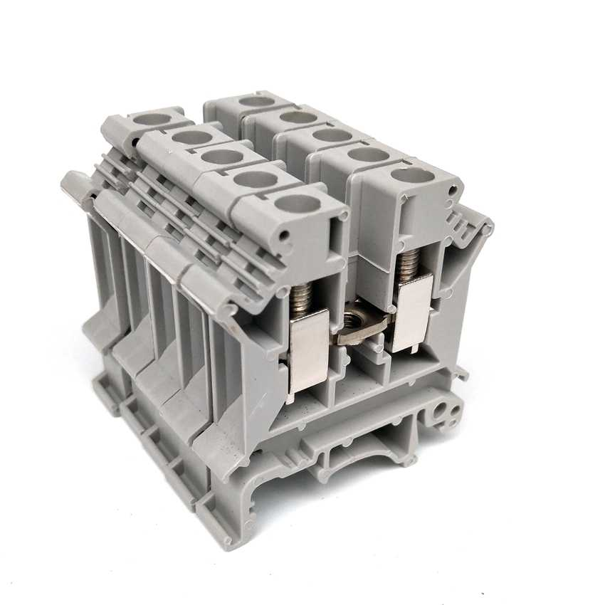 Tremendous Detail Feedback Questions About Ce 50Pcs Wire Terminal Blocks Uk 2 5 Wiring 101 Xrenketaxxcnl