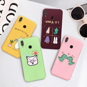 Soft TPU Pattern Phone Case For Huawei 2