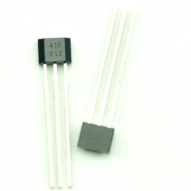 10pcs/lot Sales of brushless motor special Bipolar Hall S41 IC <font><b>SS41</b></font> TO-92 new original In Stock image