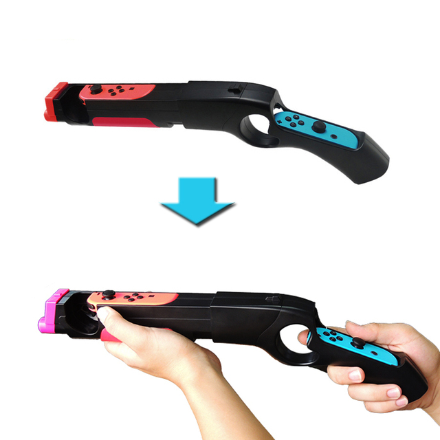 Somatosensory Shooting Gun for Nintendo Switch