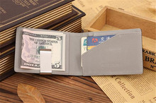 Magic Men money clips vintage front pocket clamp for money clip holder magnet magic money clip wallets with card ID Case @