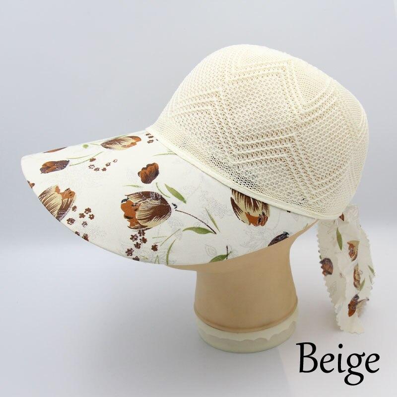 2018 Women Casual Visor Caps Summer Sun Empty Top Hat Solid Straw Sun Hats Unisex Sombrero Cap Wide Brim Female Beach Hat