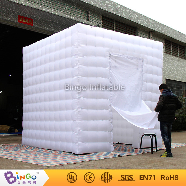 Cheap outdoor inflatable tent3m cube inflatable tent for events/advertising BG-A0693 & Cheap outdoor inflatable tent3m cube inflatable tent for events ...