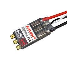 EXUAV 조명 35A 2-6S BLHeli Brushless ESC 지원 Oneshot42 Oneshot125 for RC FPV 레이싱 무인기 Multirotor VS Racerstar 4 in 1