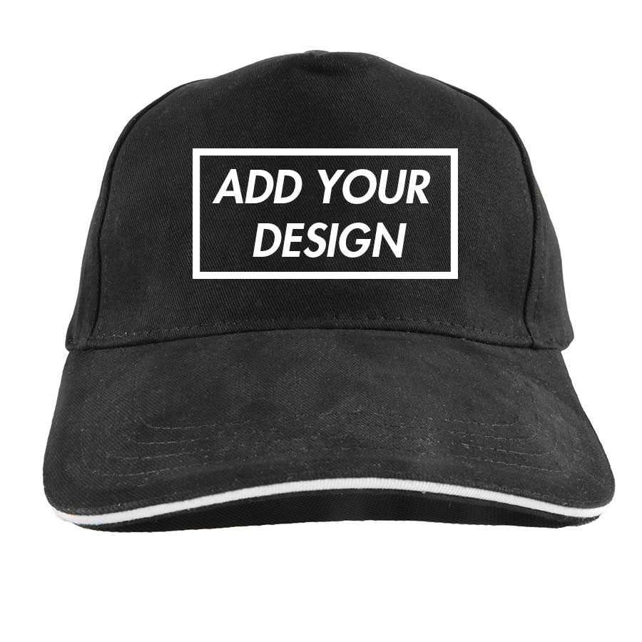 0d6a1b8452e08b Custom Hat Baseball Cap Add Your Design Print Logo Text Photo Black Khaki  Customize Caps for