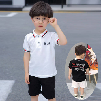 Baby Clothing Sets Baby Boy Clothes 2PCS Sets Summer Infant Boy T-shirts+Shorts Casual Outfits Sets Kids Tracksuit MB520 1