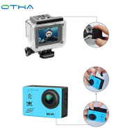 4K Video Cam Wifi Camera Esportiva Camaras Deportivas HD Underwater Camera Full HD 1080p 60fps Camera