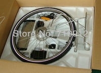 Free Shipping 48V 250W Rear Motor DC Hall Brushless with 9 Pin Water proof Wire/Cable 128 V Brake 7 speed 300rpmOR01B4