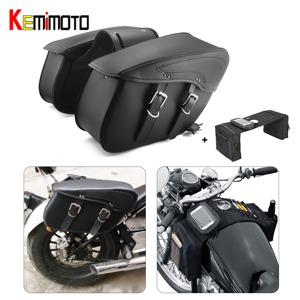Waterproof Cruiser Motorcycle Saddlebag Leather Side Luggage Bag For Sportster For Honda shadow For Vulcan 2006 For Yamaha VstarWaterproof Cruiser Motorcycle Saddlebag Leather Side Luggage Bag For Sportster For Honda shadow For Vulcan 2006 For Yamaha Vstar