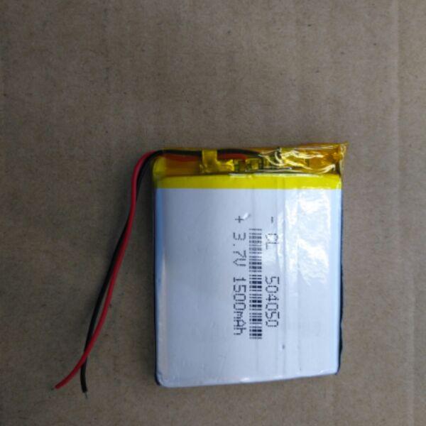 Литий ионные аккумуляторы 3,7 В li ion 3 7 в упаковка 3,7 В полимерная литиевая батарея 504050 054050 1500 Цифровые аккумуляторы      АлиЭкспресс