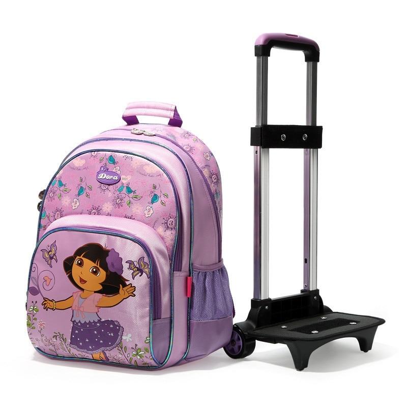 Popular Kids Rolling Backpack-Buy Cheap Kids Rolling Backpack lots ...