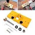 1 set 35 MM Scharnier Drill Guide es loch opener Holzbearbeitung Carpenter DIY Werkzeuge