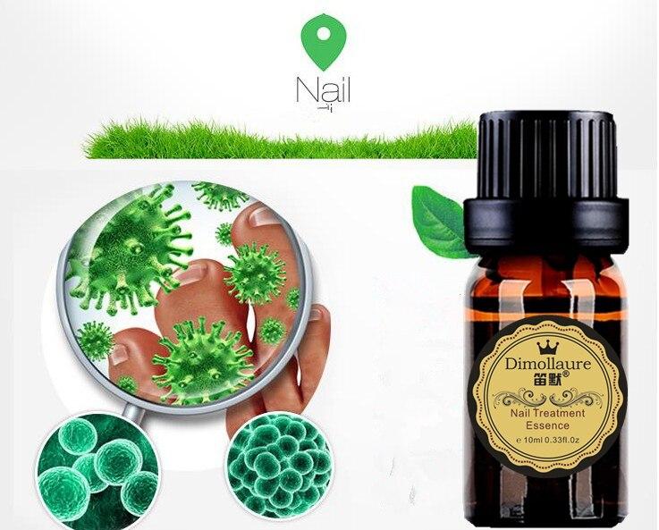 Dimollaure tratamiento de uñas Fungal esencia uñas pie mano cuidado ...