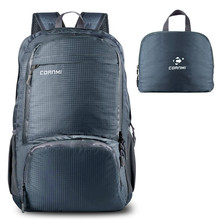 Lightweight Folding bag Sport Bag Gym Running Hiking backpacks Training Backpack 30L Waterproof