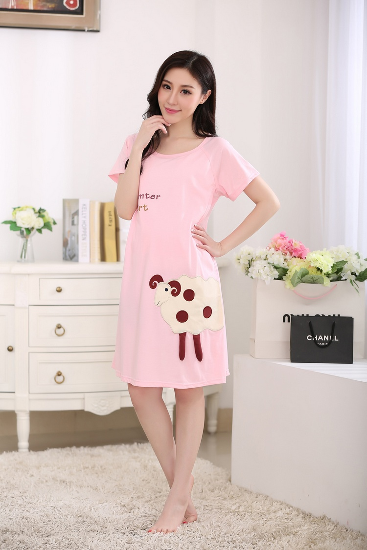 Cute Nursing Dress Clothes Breastfeeding For Pregnant Women Maternity Clothing Pregnancy Wear For Feeding Gravida 2017 Summer