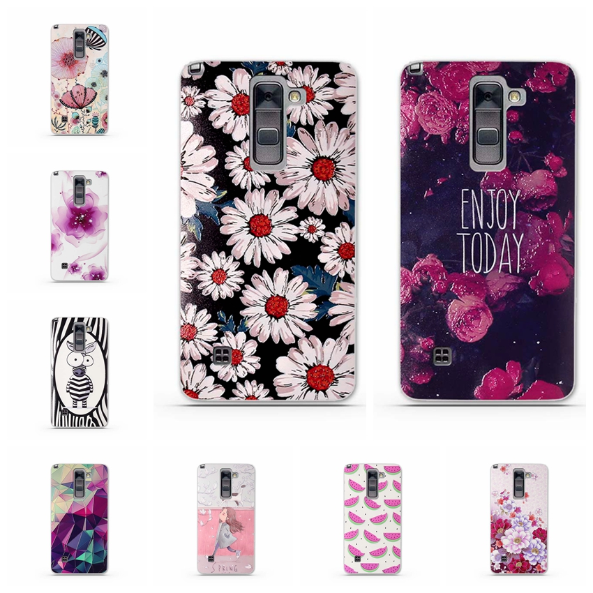 new styles 956a5 42cfb US $1.59 |TPU Soft Phone Cases for LG G Stylo 2 Plus/Stylus 2  Plus/K550/K530F/K535D Case 3D Phone Back Cover Silicone Mobile Phone  Fundas-in ...