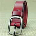 Nueva Mujer Cinturones Cinturones de Moda Para Las Mujeres Pin Hebilla de Cinturón de Cuero Genuino de Alta Calidad Pretina Cinto Feminino
