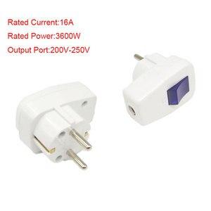 EU electrical Plug Adapter Soc