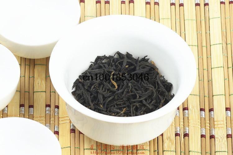 Юньнаньский чёрный чай фото