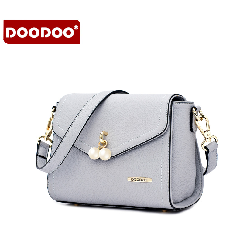 DOODOO Women Genuine Leather Handbag Patent Designer Handbags High Quality Bolsa Femininas Luxury Brand Bolsa Femininas new C143 chispaulo women genuine leather handbags cowhide patent famous brands designer handbags high quality tote bag bolsa tassel c165