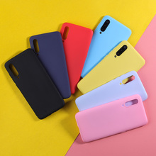 For Xiaomi Mi 9 Case Candy Color Silicone Phone Case For Xiaomi Mi8 Mi 8 Lite Cute Luxury TPU Back Cover Coque For Xiaomi Mi 9 стоимость