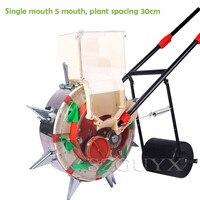 Semeador manual multi função  milho  algodão  plantador de amendoim de soja  máquina de prensagem de filme  ferramenta de plantio de sementes|null| |  -