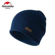 4d3ddf8f6bb Naturehike Winter Hat Wool Knit Beanies Warm Camping Outdoor Travel Hiking  Cap Women s Men s Windproof Hats