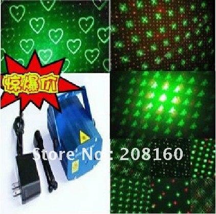 новый мини-зеленый и красный лазер света перемещение ну watering стиль освещение бесплатная доставка, производитель оптовая продажа