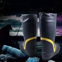 XS bundle Legged Moji/нескользящая обувь для морской рыбалки, непромокаемые ботинки с принтом для мальчиков