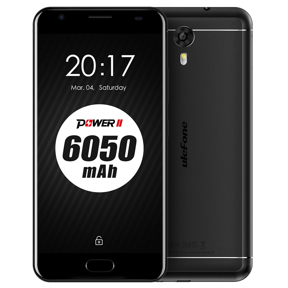 Цена за Оригинал Ulefone Мощность 2 4 Г Фаблет 5.5 дюймов Смартфон Android 7.0 MTK6750T Окта основные 1.5 ГГц 4 ГБ RAM 64 ГБ ROM 13MP Основная Камера