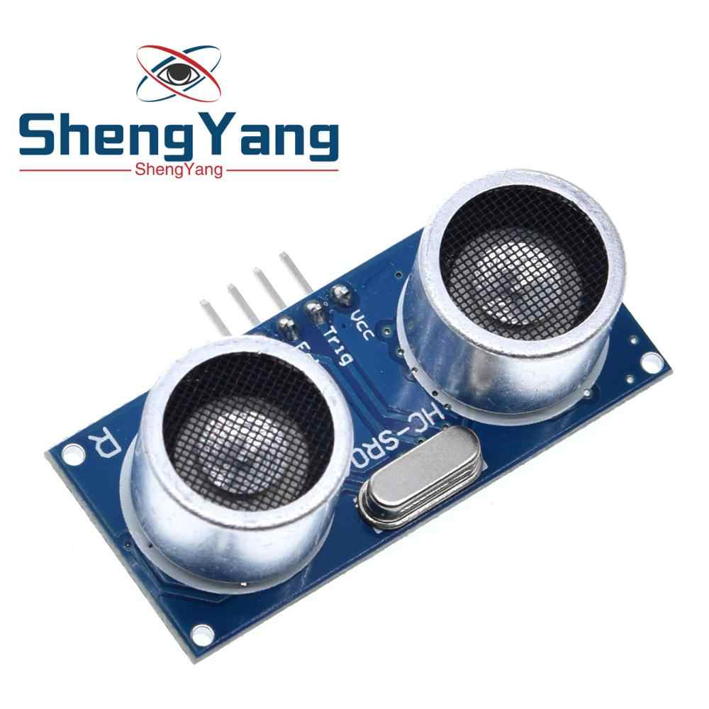 1pcs ShengYang HC-SR04 to world Ultrasonic Wave Detector Ranging Module for arduino Distance Sensor