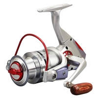Yumoshi Tackle For Fishing Carp Fishing Reel Spinning Wheel Automatic Alarm Bearings Yumoshi Line Coil Hot Fishing Reel Spinning