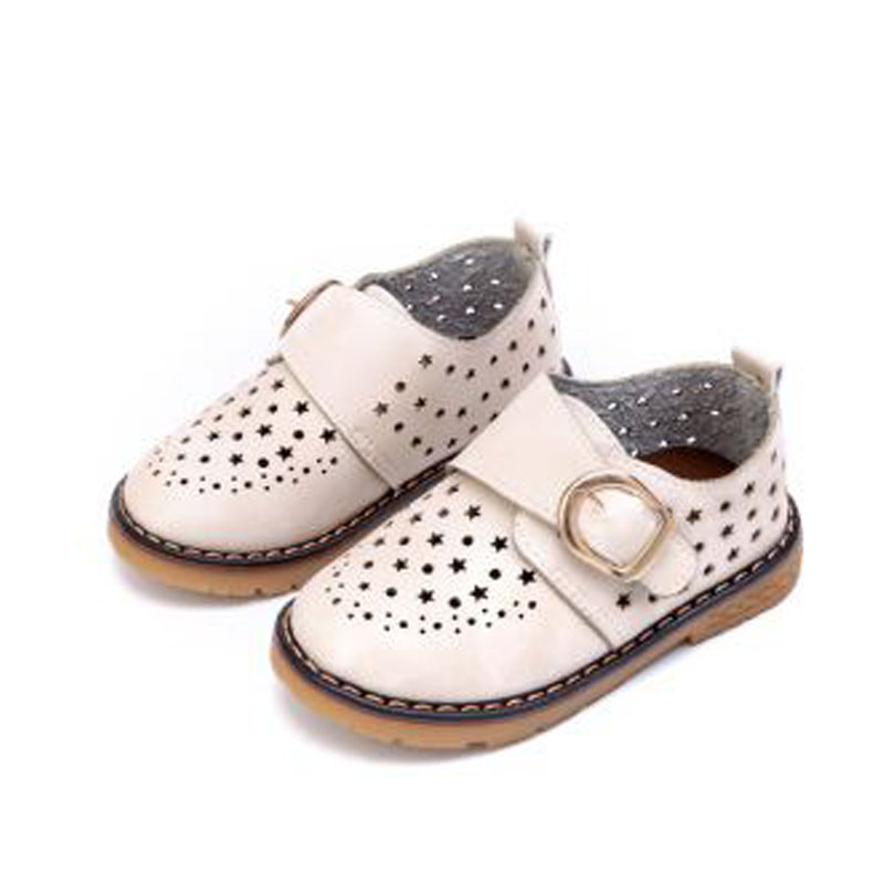 Toddler Boys Leather Barefoot Shoes Children Footwear Kids School Shoes Fashion Kids Casual Boot Boy Child Shoe Sandals Flat
