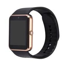 LiuKer GT08 Smart Uhr Bluetooth Unterstützung Sim-karte Sync Notifier Konnektivität Für apple Smartwatch Telefon Für IOS Android